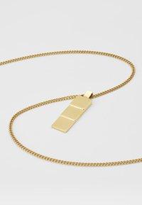 Northskull - LAYERS NECKLACE - Náhrdelník - gold-coloured - 2