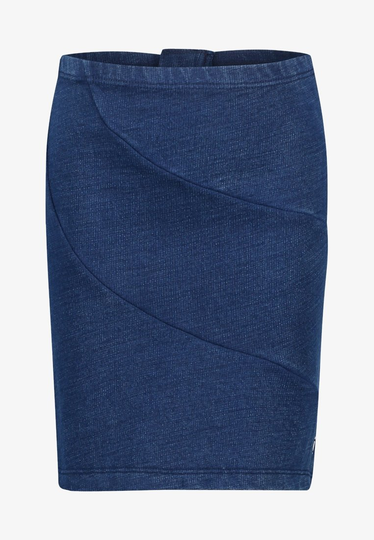 NOP - WINONA - Jeansrok - blue