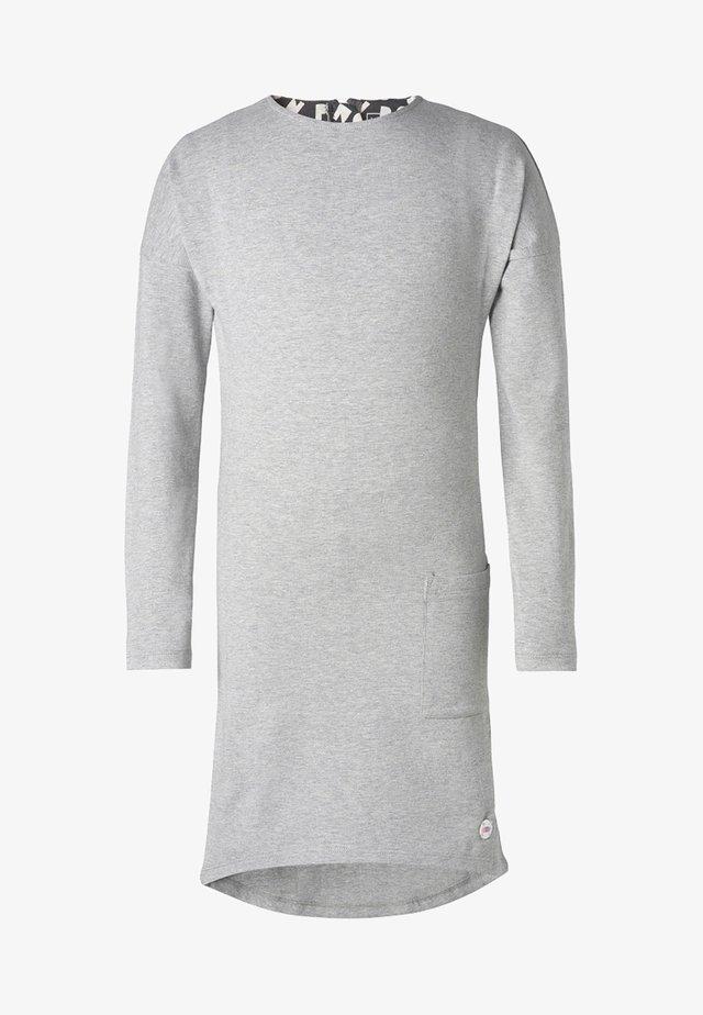 MADRID - Jerseykleid - grey melange