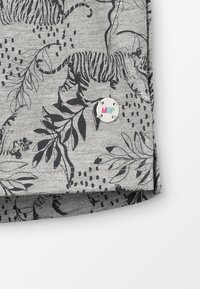 NOP - DRESS BATAVIA  - Jerseykjoler - grey melange - 3