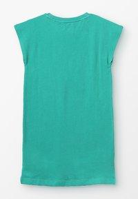 NOP - DRESS BECKLEY - Jersey dress - sea green - 1