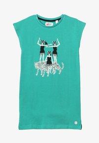 NOP - DRESS BECKLEY - Jersey dress - sea green - 3