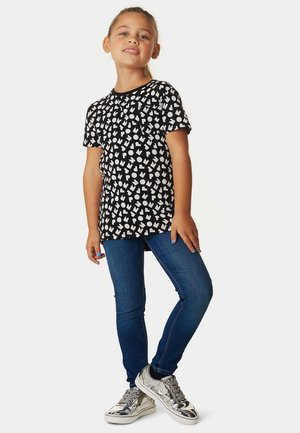 MONACO - T-shirt print - black