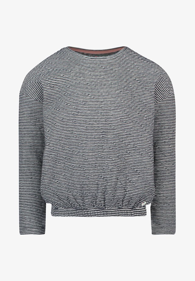 VIRGIE - Longsleeve - off-white/grey