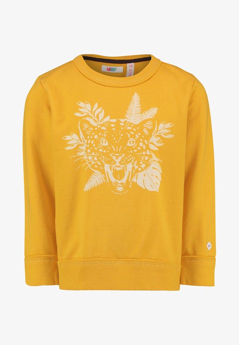 NOP - Sweatshirt - golden rod