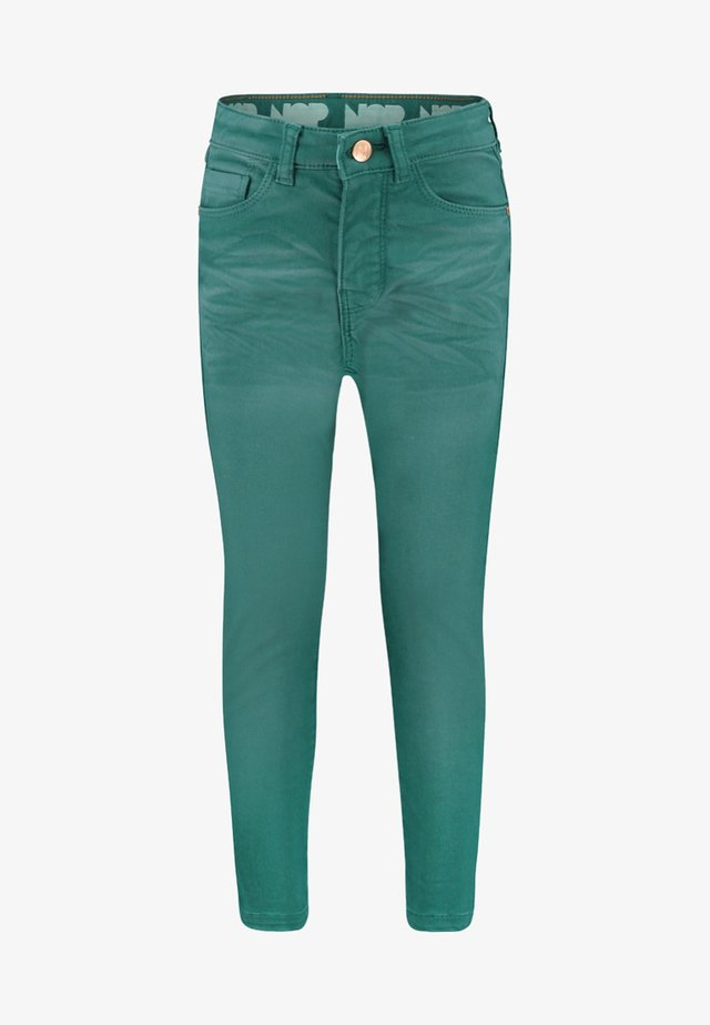 Slim fit jeans - pacific
