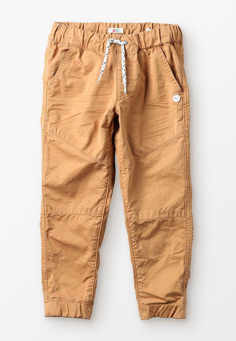 NOP - ZGREEN PANTS APEX - Pantalon classique - umber
