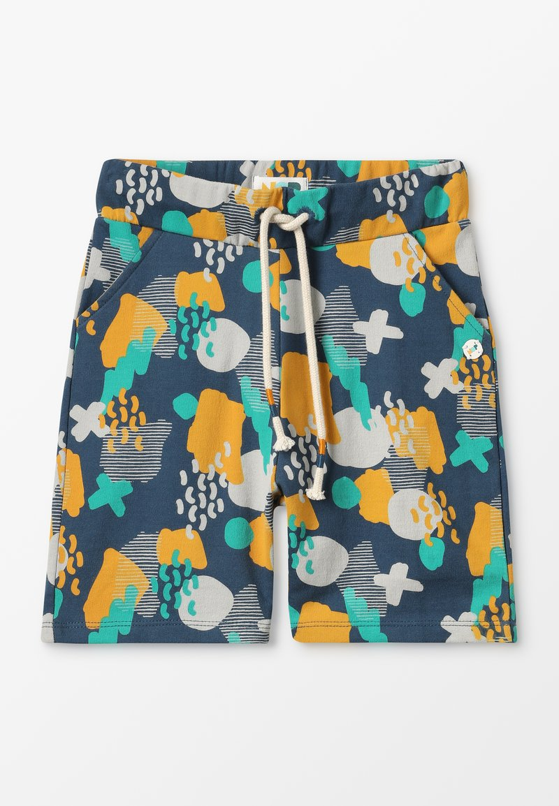 NOP - AMBRIDGE - Pantalones deportivos - majolica blue