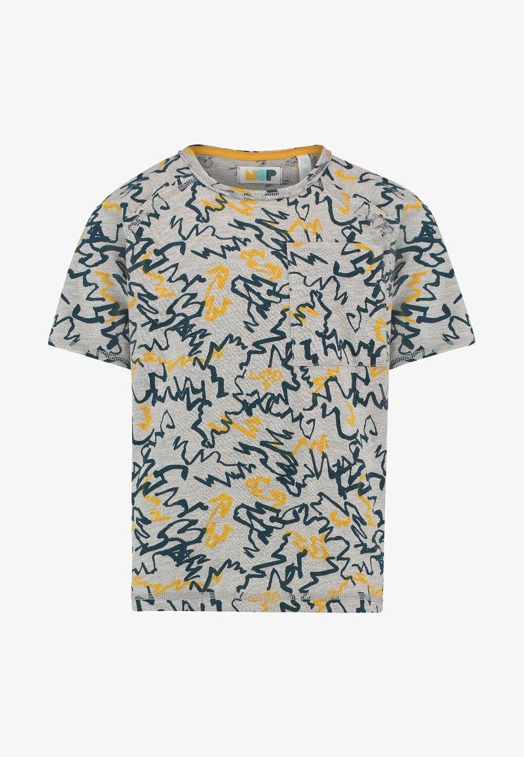 NOP - ANTHONY - T-Shirt print - grey