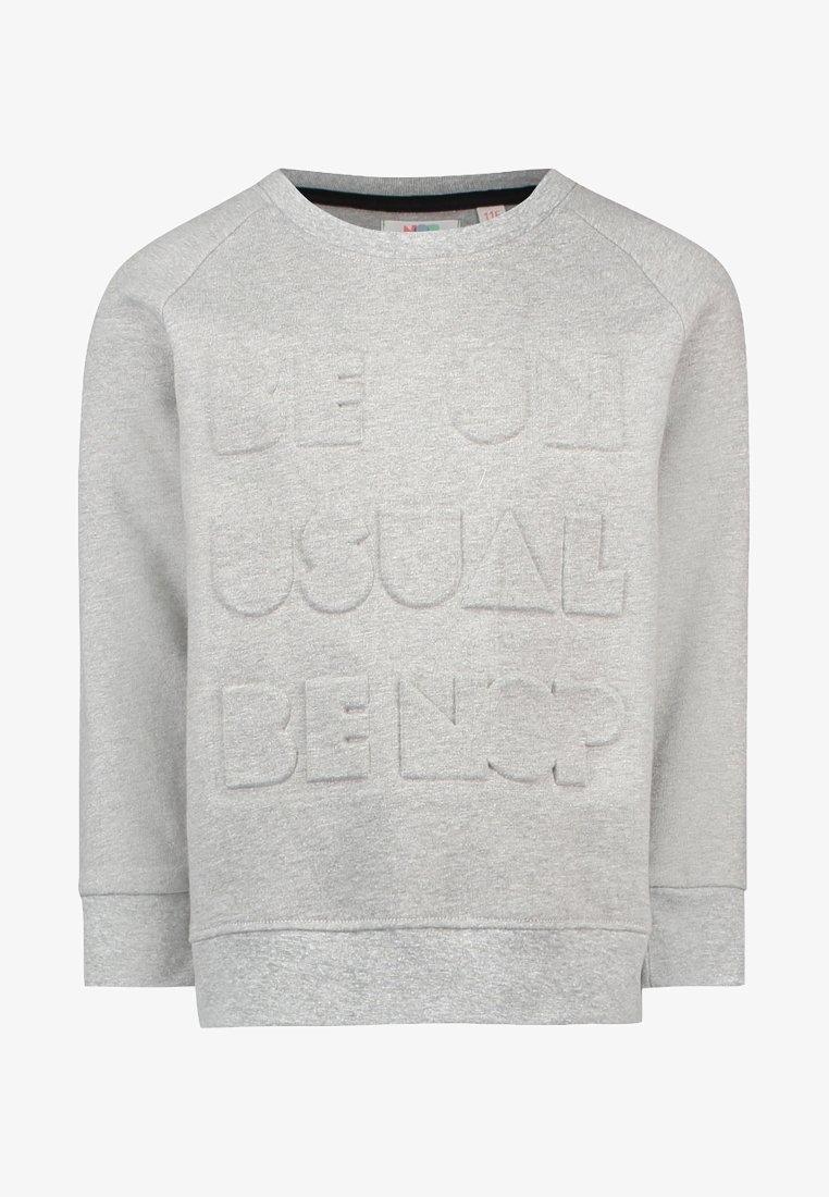 NOP - YAKIMA - Sweatshirt - grey melange