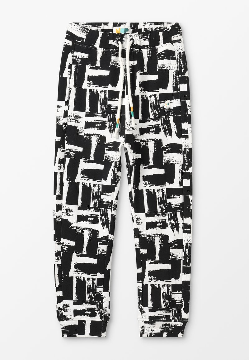 NOP - PANTS APPLETON  - Joggebukse - anthracite