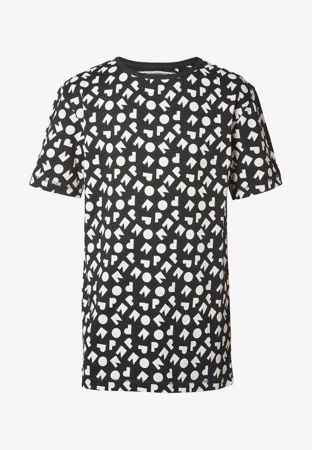 KIEV - T-Shirt print - off white