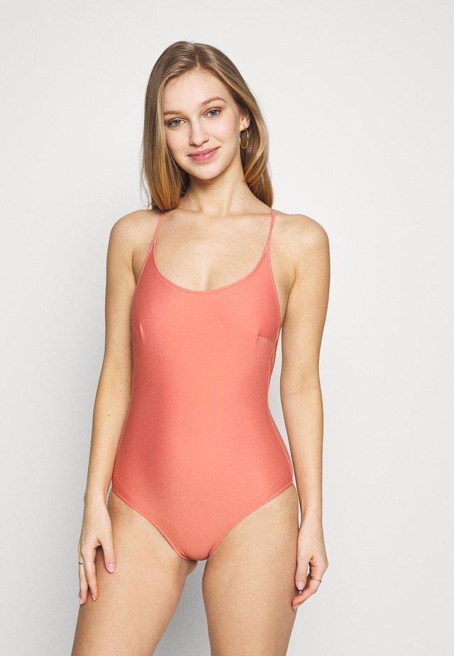 DANIELLE - Plavky - nude