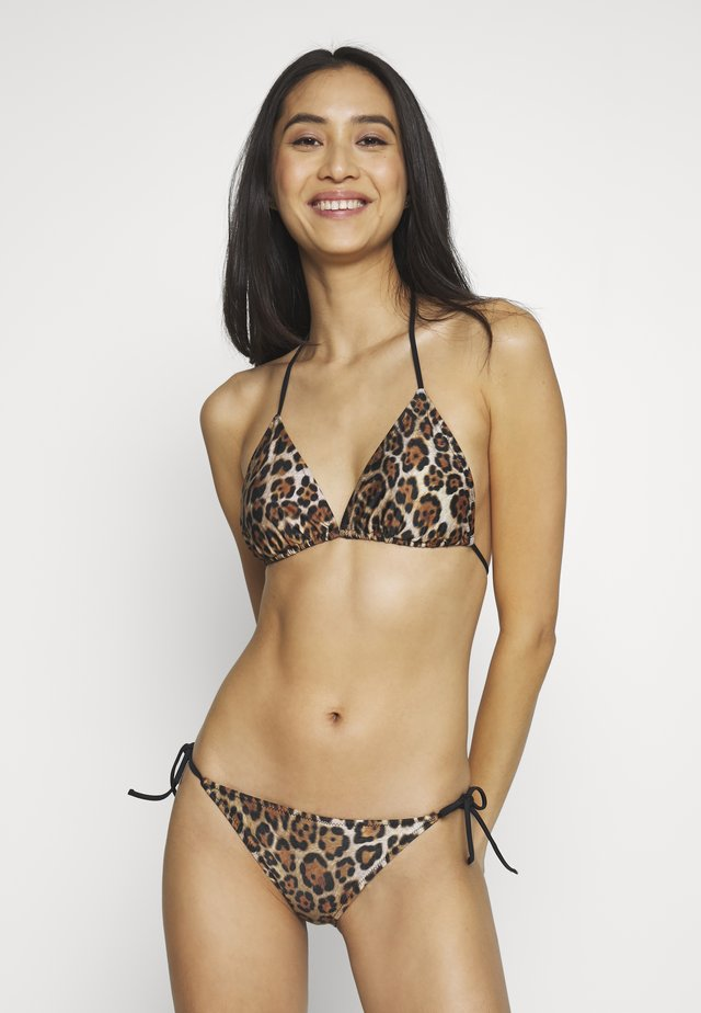 MARIE SET - Bikini - beige/brown