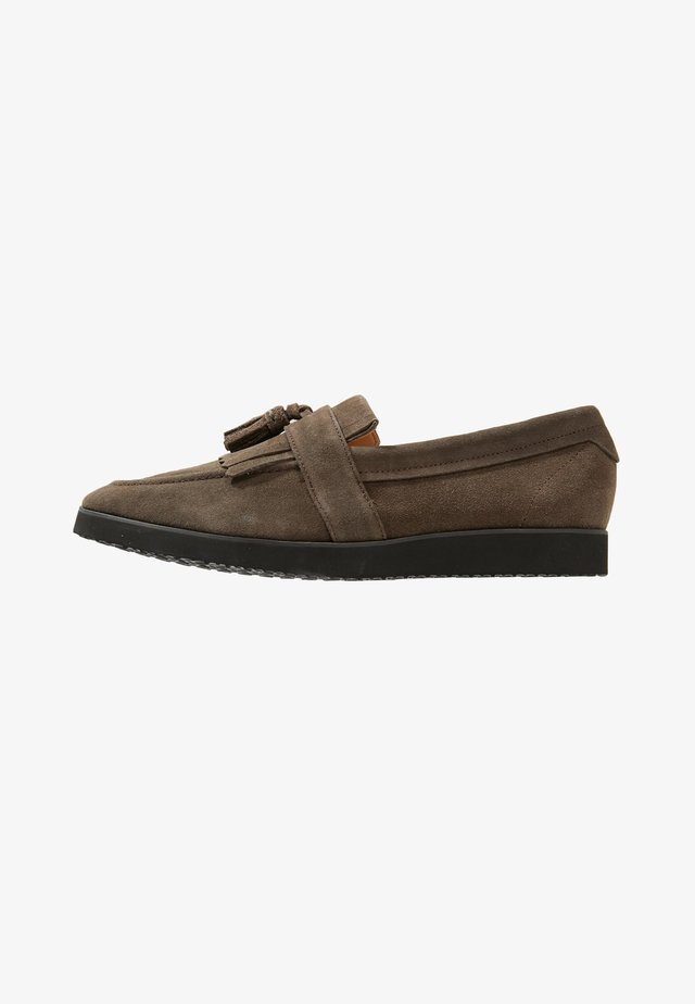 MILO - Slippers - brown