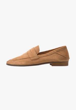 TOBY - Slip-ons - tabacco
