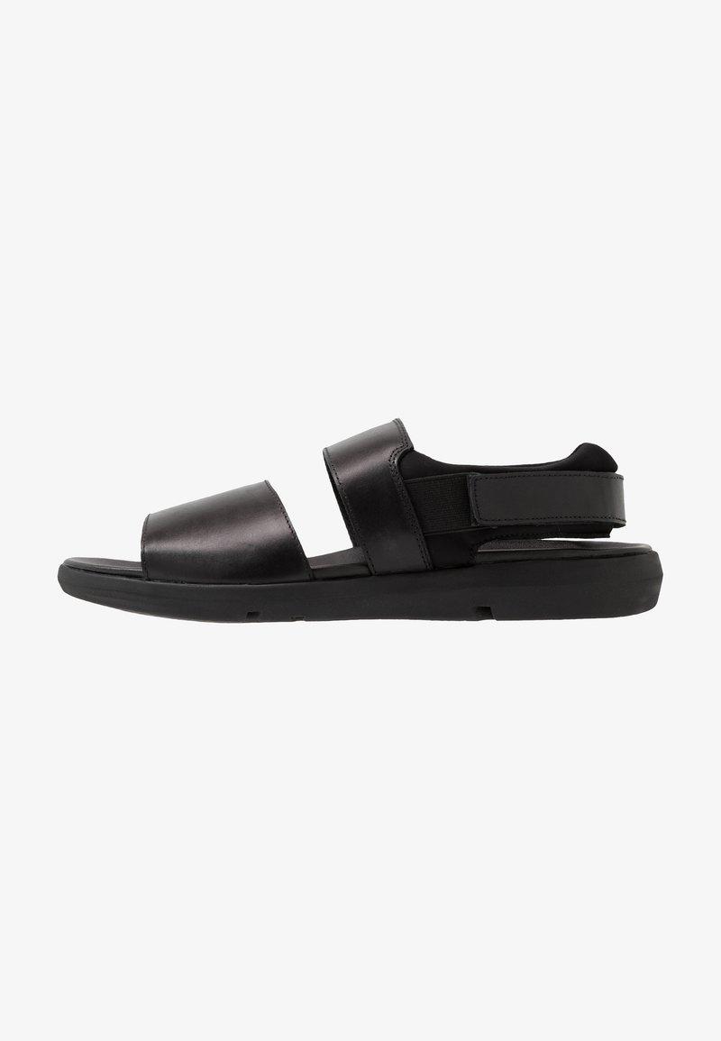 NOIRE LINE - ADOM - Sandals - black