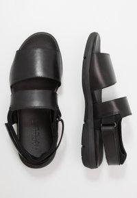 NOIRE LINE - ADOM - Sandals - black - 1