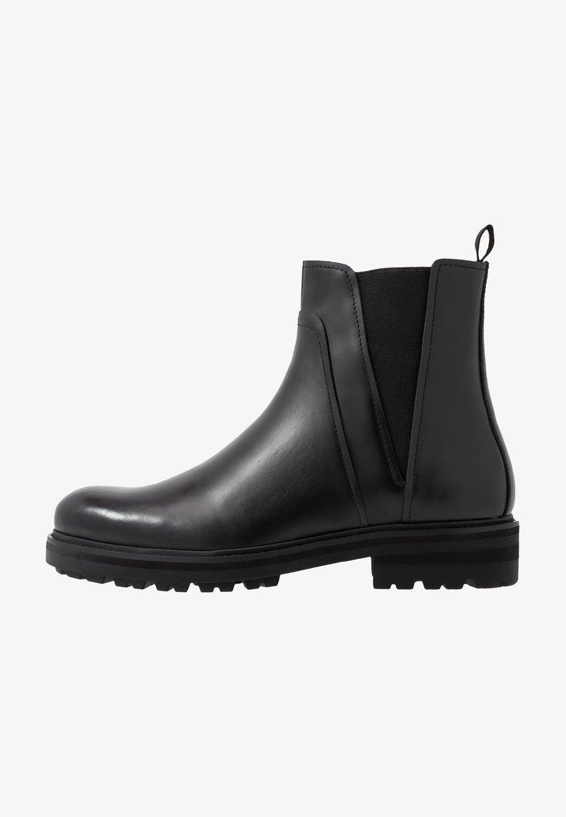 NOIRE LINE - KARL - Kotníkové boty - black