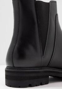 NOIRE LINE - KARL - Støvletter - black - 5