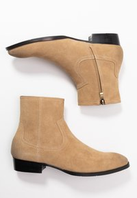 NOIRE LINE - WILLIE - Classic ankle boots - sand - 1
