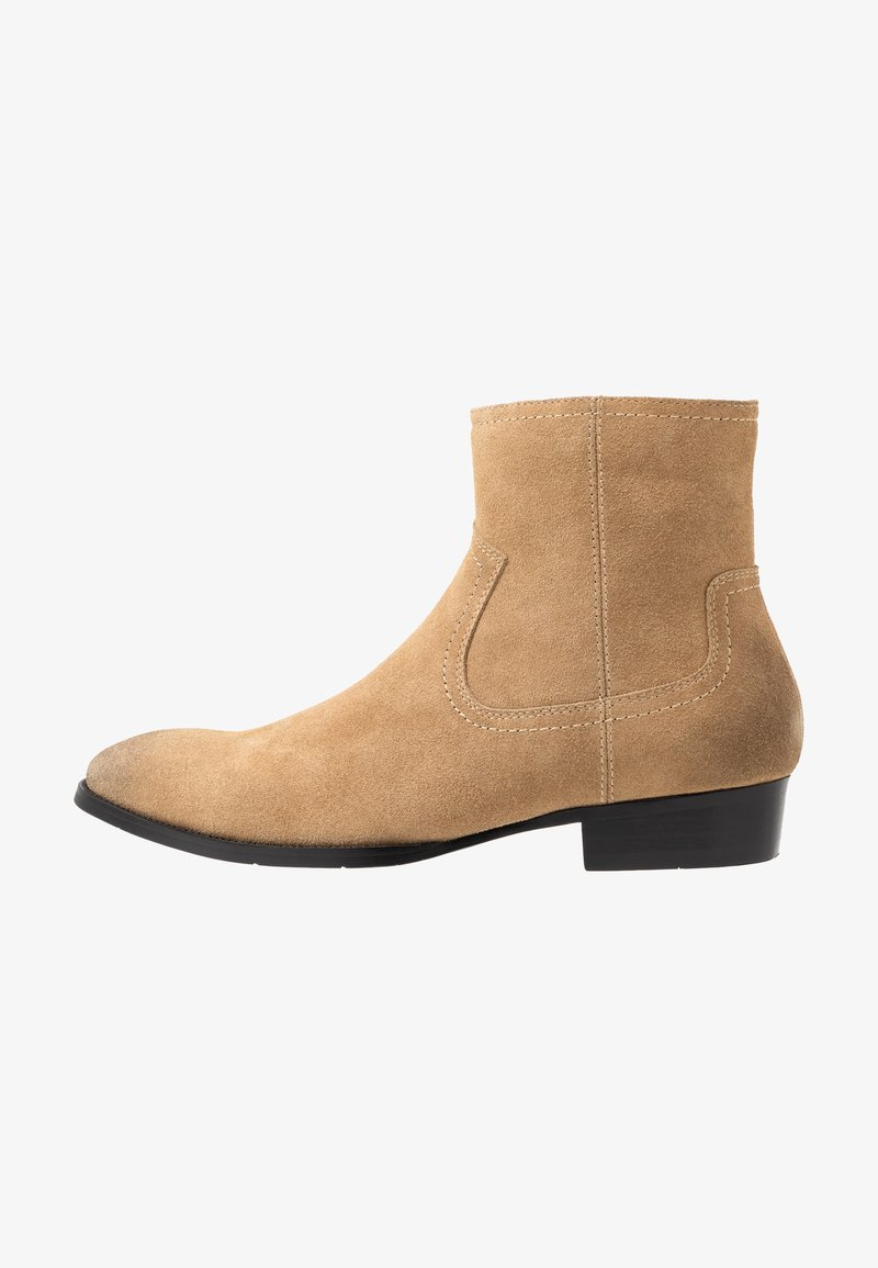 NOIRE LINE - WILLIE - Classic ankle boots - sand