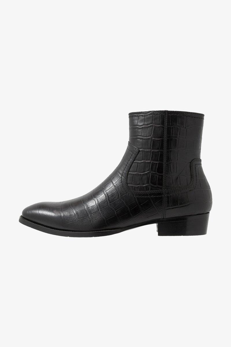 NOIRE LINE - WILLIE - Classic ankle boots - black