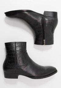 NOIRE LINE - WILLIE - Classic ankle boots - black - 1