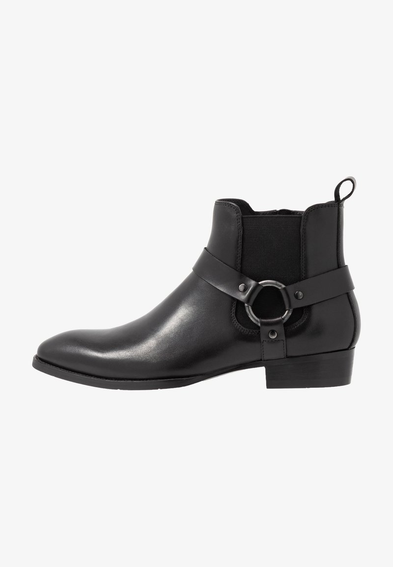 NOIRE LINE - WYTH - Classic ankle boots - black