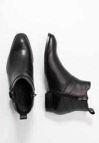 NOIRE LINE - WYTH - Classic ankle boots - black - 1