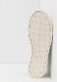 NOIRE LINE - DOVER - Casual lace-ups - dark grey - 4