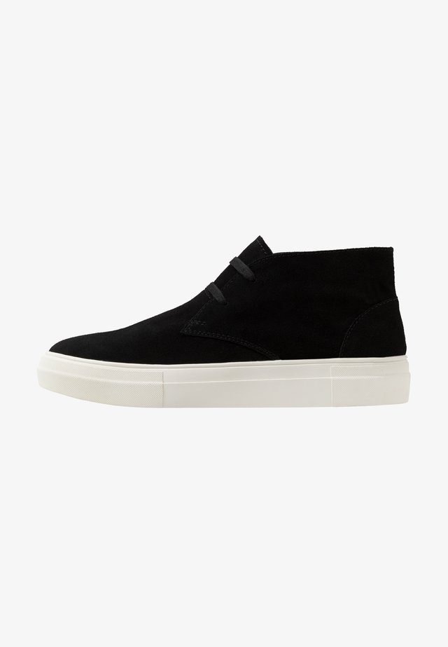 DOVER - Casual lace-ups - black