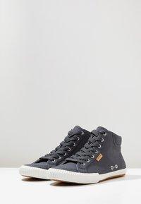 NOIRE LINE - REX - Zapatillas altas - navy - 2