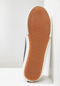 NOIRE LINE - REX - Zapatillas altas - navy - 4
