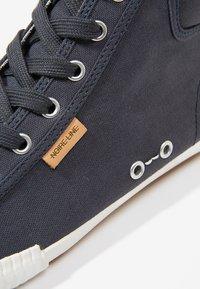 NOIRE LINE - REX - Zapatillas altas - navy - 5