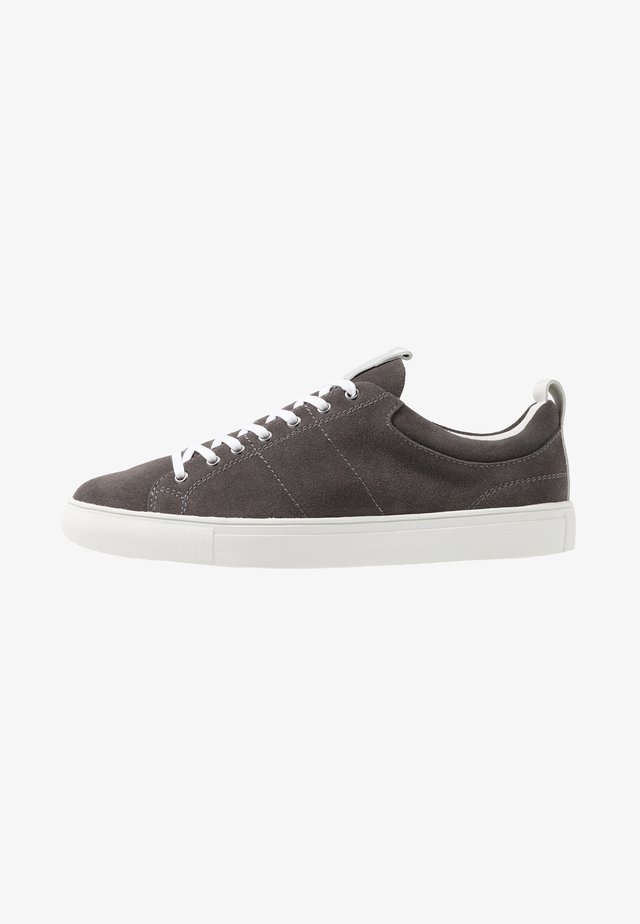 NOIRE - Sneakers basse - dark grey