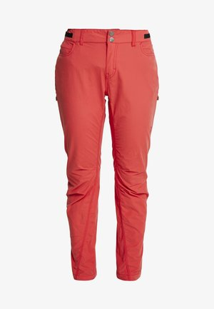 SVALBARD LIGHT PANTS - Pantalon classique - crisp ruby