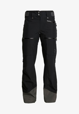 LOFOTEN GORE-TEX INSULATED PANTS - Pantalon de ski - caviar