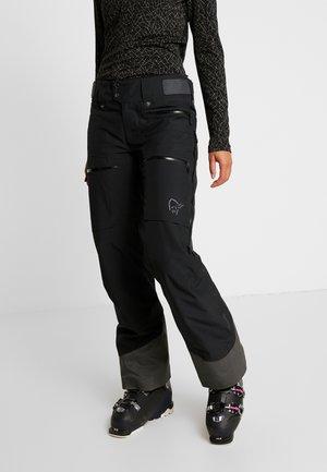 LOFOTEN GORE-TEX INSULATED PANTS - Pantaloni da neve - caviar