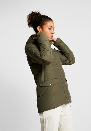 RØLDAL 750 JACKET - Doudoune - olive night