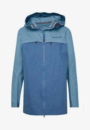 SVALBARD JACKET - Outdoorjacke - heritage blue