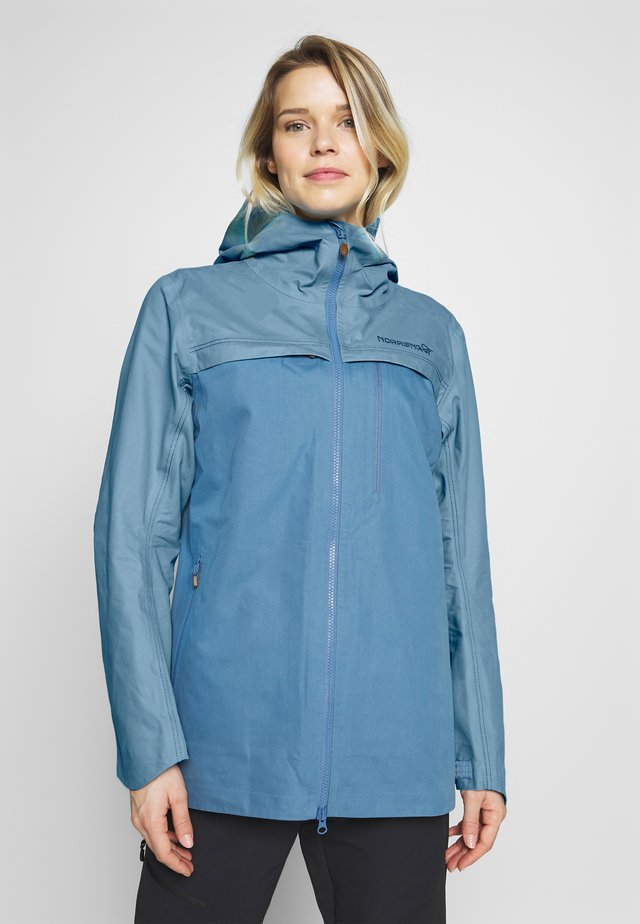 SVALBARD JACKET - Outdoorjacka - heritage blue