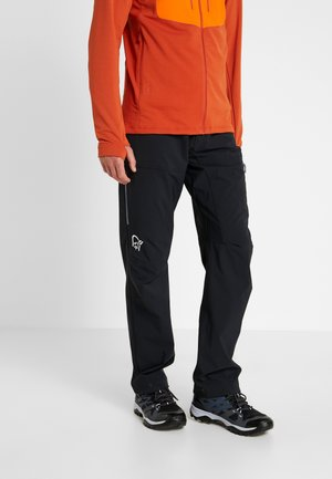 FALKETIND FLEX1 PANTS - Outdoorbroeken - caviar
