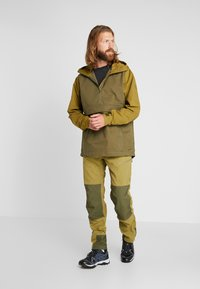 Norrøna - SVALBARD HEAVY DUTY PANTS - Trousers - olive drab - 1