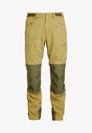 SVALBARD HEAVY DUTY PANTS - Kalhoty - olive drab