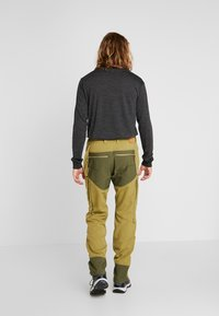 Norrøna - SVALBARD HEAVY DUTY PANTS - Trousers - olive drab - 2