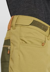 Norrøna - SVALBARD HEAVY DUTY PANTS - Trousers - olive drab - 4