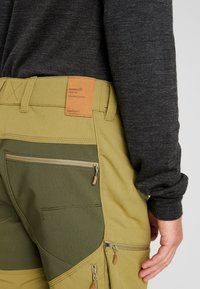 Norrøna - SVALBARD HEAVY DUTY PANTS - Trousers - olive drab - 6