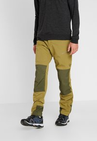 Norrøna - SVALBARD HEAVY DUTY PANTS - Trousers - olive drab - 0