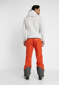 Norrøna - LOFOTEN GORE-TEX INSULATED PANTS - Snow pants - rooibos tea - 2